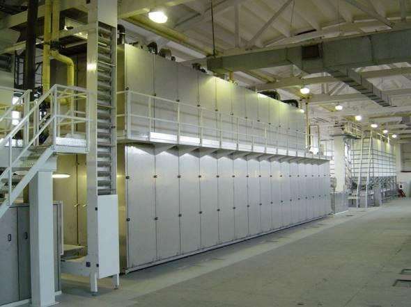 Завод производству макарон - OOO «Металл Комфорт Сервис»  в Одессе