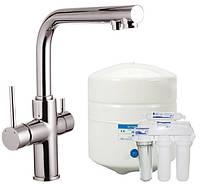 USTM Смеситель для кухни Imprese Daicy с фильтром USTM 55009S-F+RO5 12.WFU-N