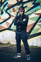 Мужские  штаны карго ( брюки ) KADM Cargo Navy-Blue