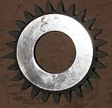 Долбяк дисковый М-4, 20 гр., Z-25, Р6М5, черновой, фото 5