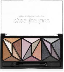 Палитра теней на 18 цветов ELF Studio Geometric Eyeshadow Palettes, фото 2