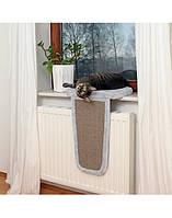 TRIXIE когтилочка для кошки с монтажом на стене