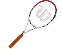 Теннисная ракетка Wilson BLX2 Pro Staff Six One 90 (WRT71021)