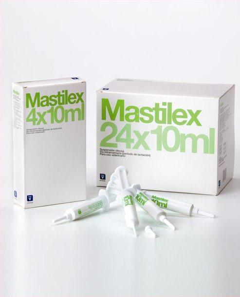 Мастилекс шприц 10мл Invesa (Испания) противомаститный препарат для коров