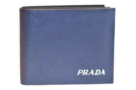 Prada 3696-C кошелёк мужской кожанный