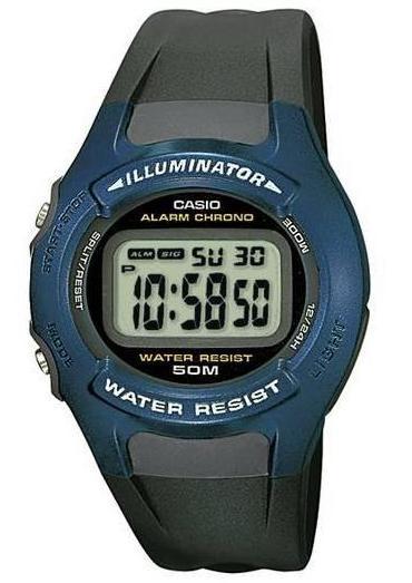 Наручные мужские часы Casio W-43H-1AVHEF оригинал