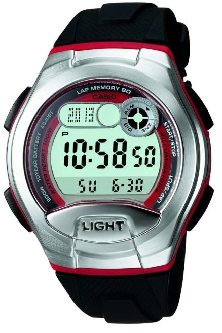 Наручные мужские часы Casio W-752-4BVEF оригинал