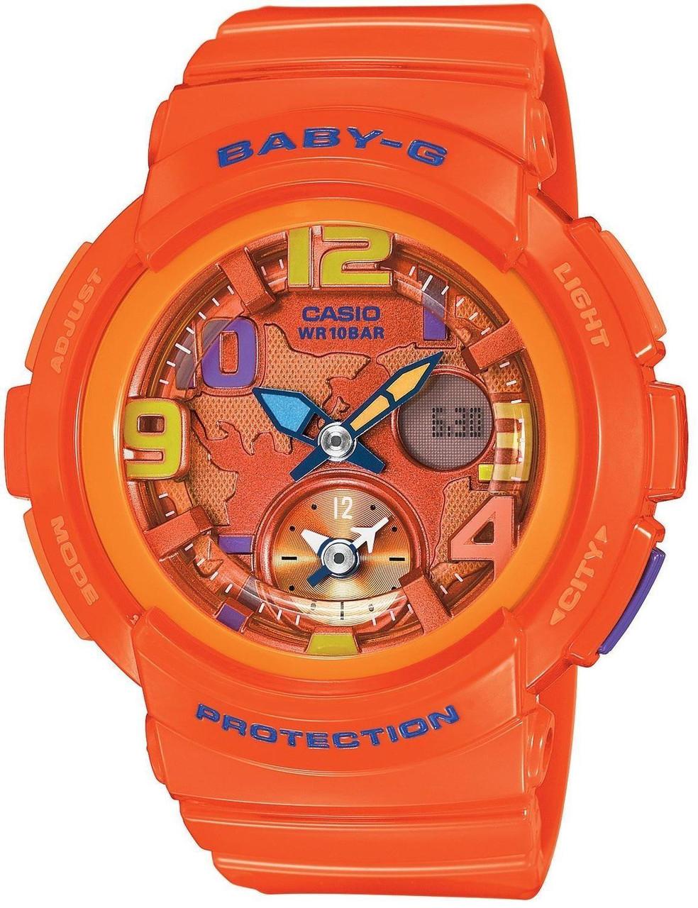 Часы Casio BGA-190-4BER