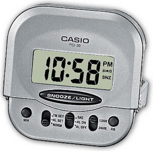 Настольные часы Casio PQ-30-8EF