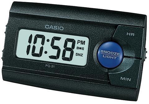 Настольные часы Casio PQ-31-1EF