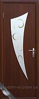 Межкомнатные двери Парус c рисунком