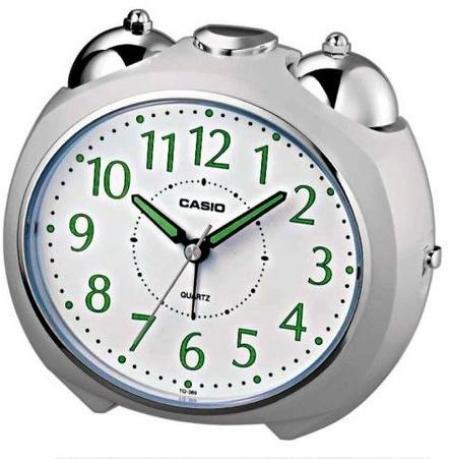 Настольные часы Casio TQ-369-7EF