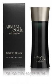 7e1b65066119 Мужская туалетная вода Armani Code Ultimate Giorgio Armani(купить мужские  духи джорджио армани ...
