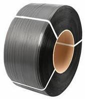 Полипропиленовая лента 16мм*1,0мм*1,3км (сіра)