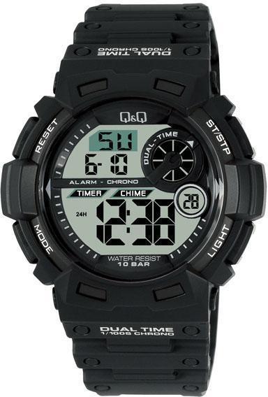 Наручные мужские часы Q&Q M142J002Y оригинал