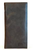 Mont Blanc 0315-A портмоне мужское кожаное