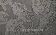 """Ткань жаккардовая для современных штор """"Vesiano Flower""""."""