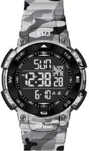 Наручные мужские часы Q&Q M124J808Y оригинал