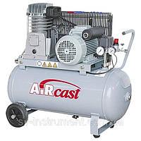 Компрессор AIRCAST СБ4/С-50.LH20-1.5кВт (220В)