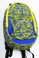 Детский рюкзак из мембранной ткани ТМ Be easy Зеленый