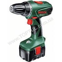 BOSCH Аккумуляторная дрель-шуруповерт Bosch PSR 14,4-2 (0603951G21)