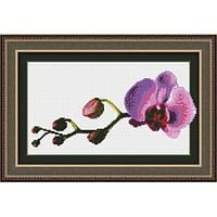Набор для вышивки крестом Юнона 0108 Маленькая орхидея