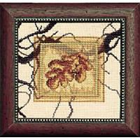 Набор для вышивки крестом Чарівна Мить СТ-24 Дубовый лист