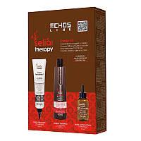 Шампуни Echosline Набор от выпадения волос Echosline Seliar Therapy 575 мл