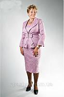 Модный женский костюм больших размеров