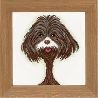 Набор для вышивания Lanarte PN-0021217 Мини-собачки