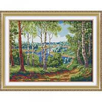 Набор для вышивки крестом DOME 130016 Тропа природы