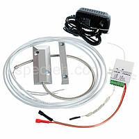 GSM сигнализация для гаража с датчиком открытия