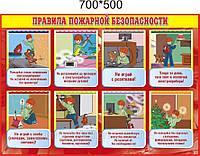Правила противопожарной безопасности