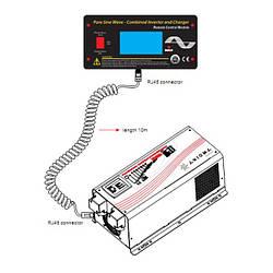 Пульт дистанційного управління для ДБЖ AXIOMA Energy серії IA