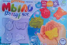 Творчість фігурне Мило (малий) DFM-01-01 Danko-Toys Україна