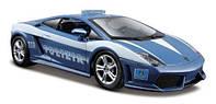 MAISTO  Автомодель (1:24) Lamborghini Gallardo LP560-4 - Polizia синий