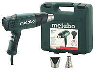 Технический фен Metabo H 16-500 кейс