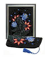 """Набор для вышивки крестом Риолис 1594АС Панно/очечник """"Старая сказка"""""""