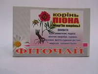 Марьин Корень (Пион) - средство для лечения подагры, ревматизма, язвы желудка, малярии, зубной боли