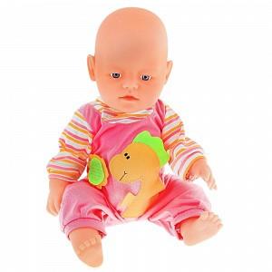 Пупс Baby Born 8 функций 10 аксессуаров