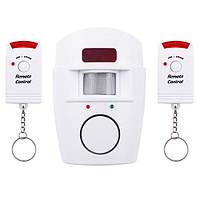 Автономный датчик движения с сиреной Sensor Alarm