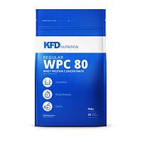 Протеин REGULAR WPC-80 750 г