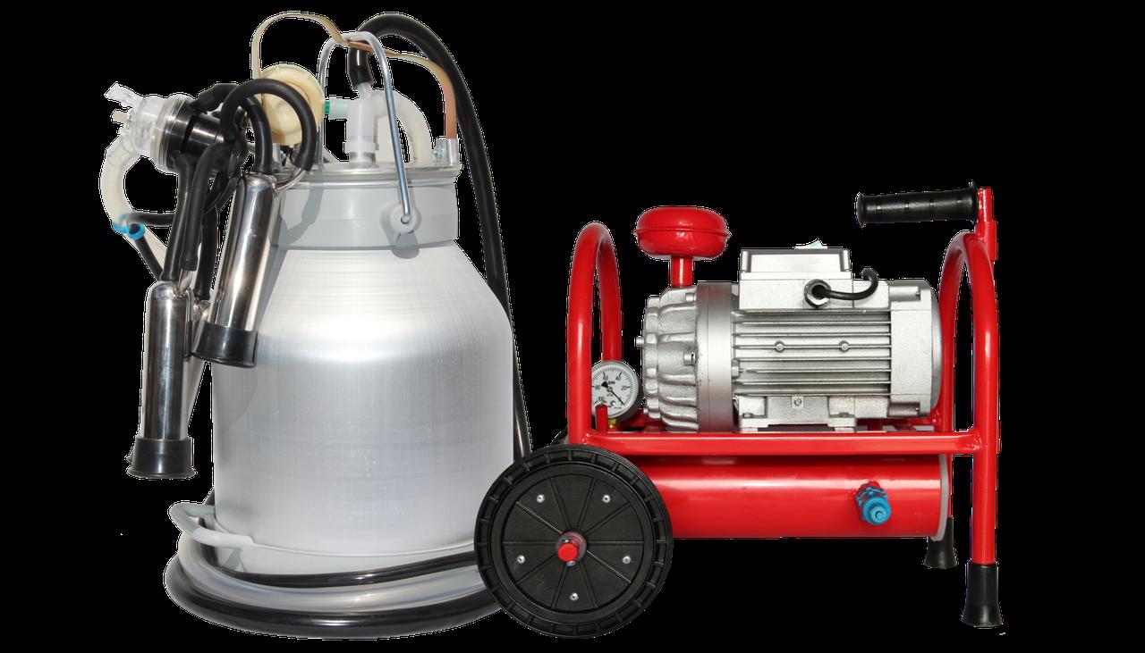 Доильный апарат Буренка-1 НЕРЖАВЕЙКА (аппарат индивидуального давления со стаканами из нержавейки) - Promparfum — парфюмерия, косметика, ногтевой сервис в Харькове