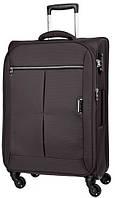 Тканевый чемодан-гигант 4-колесный 104/117 л. March Quash 2001/07, черный
