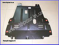 Защита двигателя метал Renault Megane III   Украина ZDRMEGIII