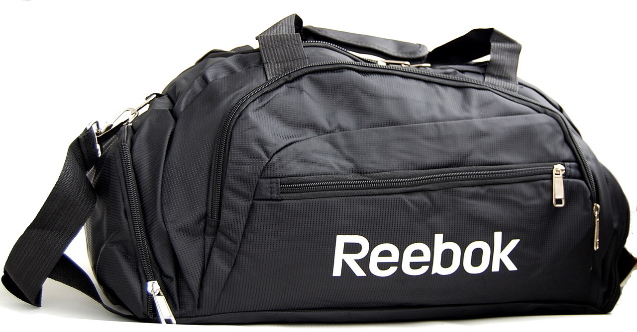 2c124ae1 Спортивная сумка Reebok. Сумка дорожная, спортивная с отделом для обуви  КСС73