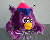 Мягкая игрушка Смешарик сова Совунья (21 см)