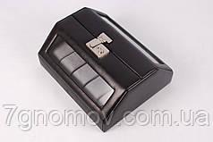 Шкатулка для хранения часов из натуральной кожи WindRose NAPPA 3107/8