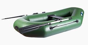 Лодка гребная 220*130см диаметр балона 34см пвх st220 Storm