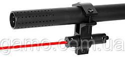 Лазерный целеуказатель NcStar креплением на ствол/оптику
